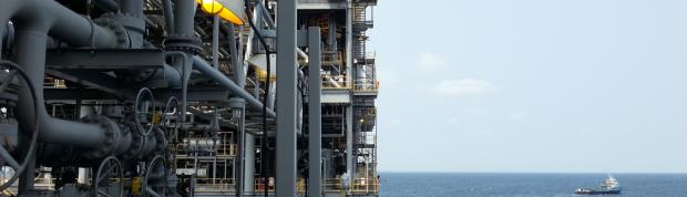 Offshore survey in Equatorial Guinea